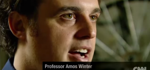 Professor Amos Winter