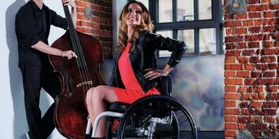 Na světě je nový invalidný vozík Xenon