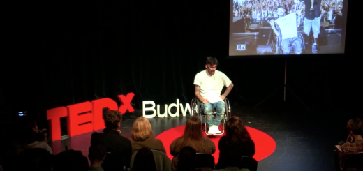 Bekim na TedX