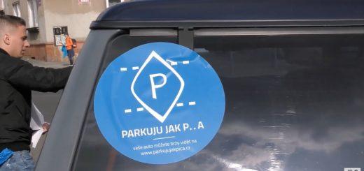 parkovanie vozickarov