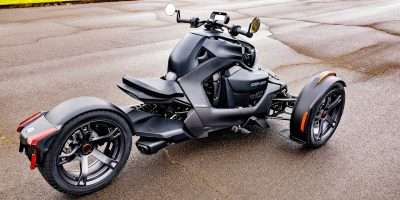 """Opravdu stabilní """"motorka"""""""