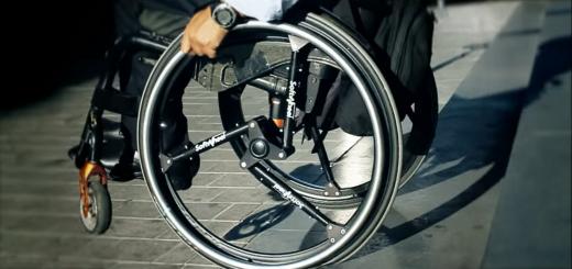 koleso s troma tlmičmi