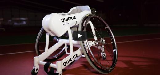 tenisový vozík Quickie Matchpoint
